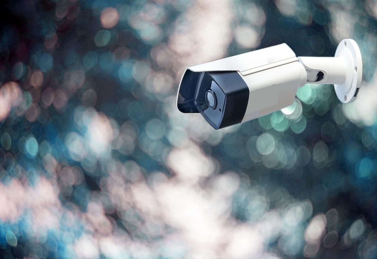 Surveillance Tech In Public Spaces