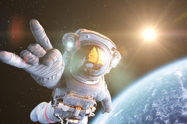 The Coolest Jobs You Didn't Know About Are (quite literally) Out Of This World…